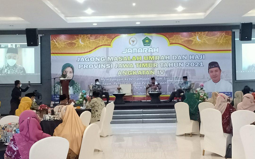 Kupas Tuntas Haji dan Umrah Lewat Jamarah Bersama Kemenag dan DPR RI di Tuban